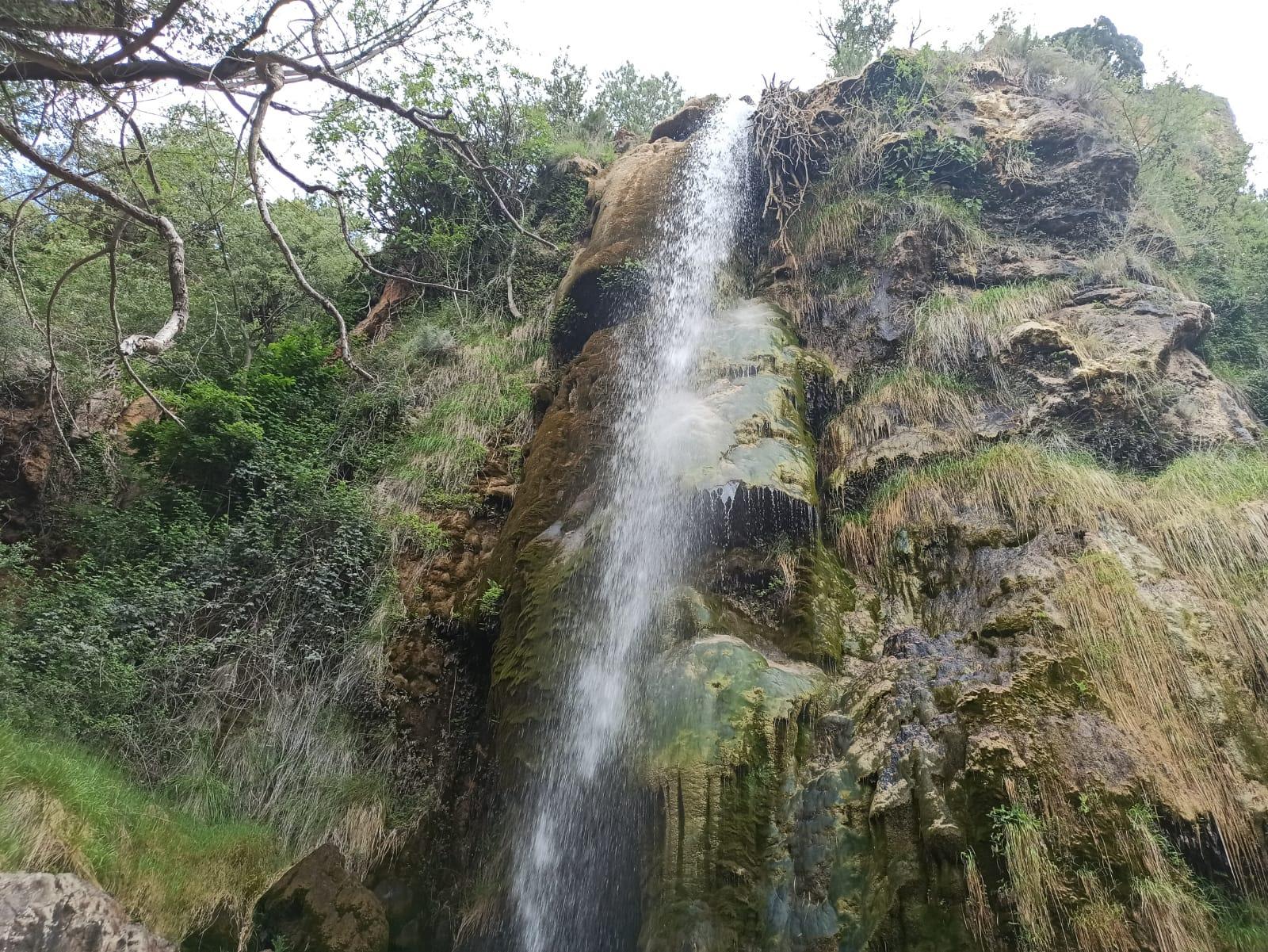 Ruta Puertomingalvo - Cascada del Arquero