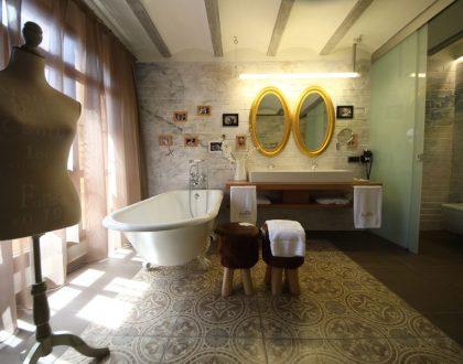 hoteles teruel con bañera