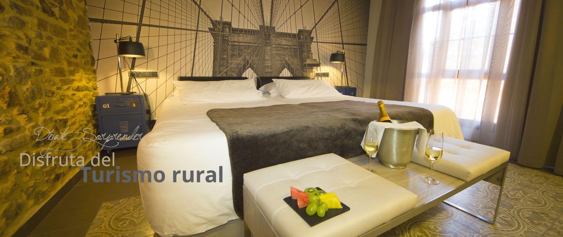 Hotel La Posada de Mosqueruela en Teruel