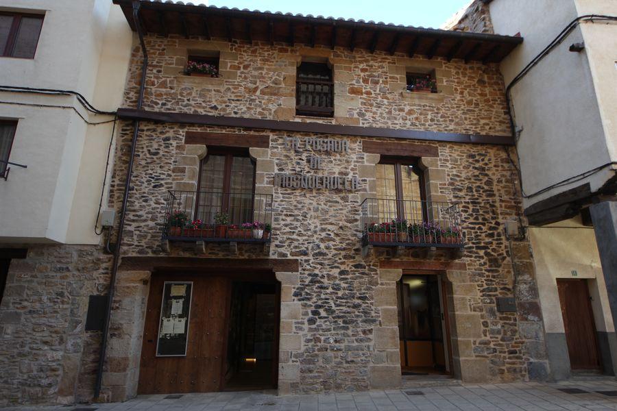 ee84d996a37af Alojamiento Rural con encanto La Posada de Mosqueruela en Terue