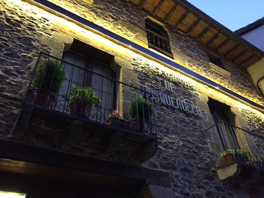 Hoteles con encanto la posada de mosqueruela - Hotel en ronda con encanto ...