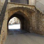 Portal San Roque en Mosqueruela