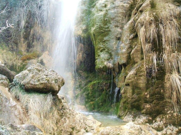 Ruta Cascada del Arquero Castelvispal, Puertomingalvo, Teruel