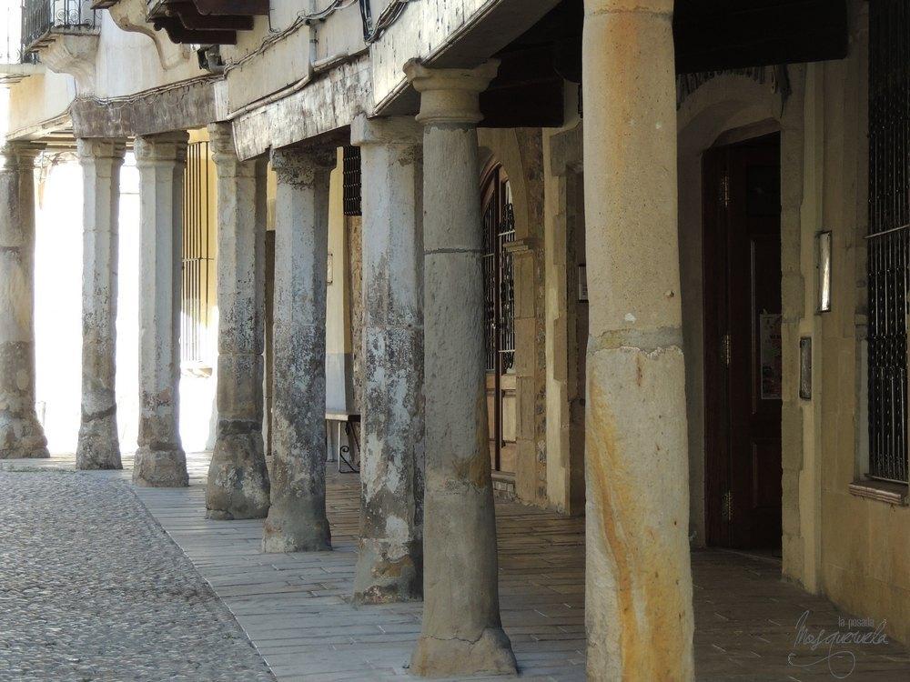 Turismo por Teruel, Mosqueruela