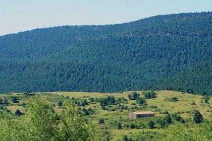 Valdelinares en Teruel